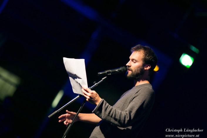 Poetry Slammer