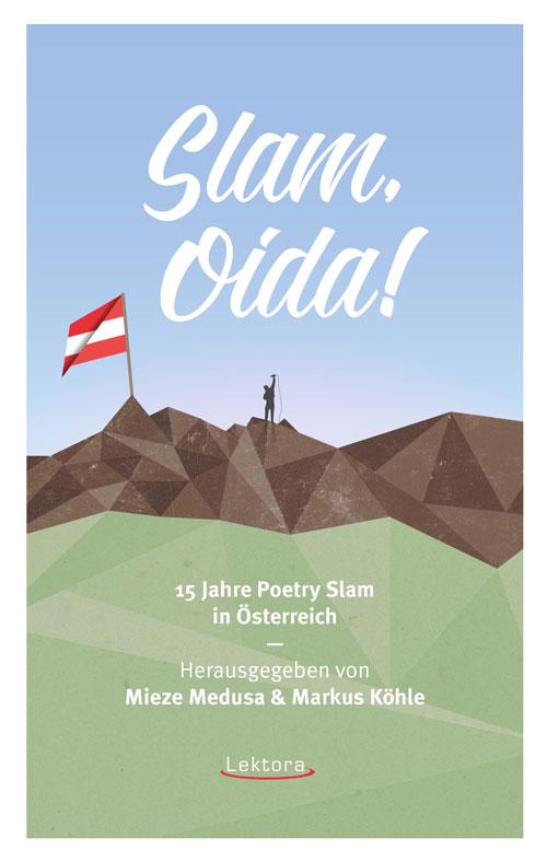 Buchcover Slam, Oida!